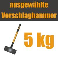 5 kg Vorschlaghammer